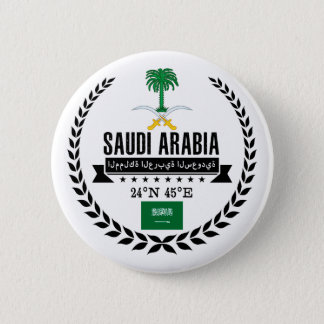 Saudi Arabia 2 Inch Round Button