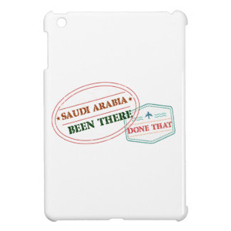Saudi Arabia Been There Done That iPad Mini Cover