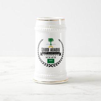 Saudi Arabia Beer Stein