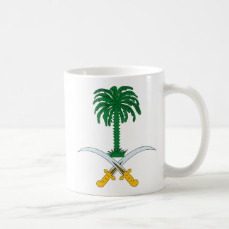 Saudi Arabia Coat of Arms Mug