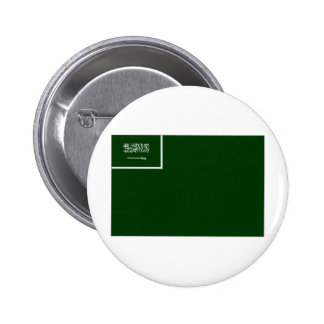 Saudi Arabia Flag 2 Inch Round Button