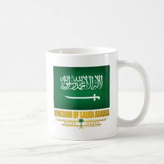 Saudi Arabia Flag Coffee Mug