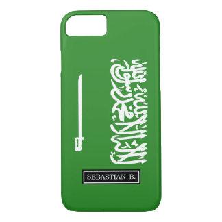 Saudi Arabia Flag iPhone 7 Case