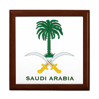 Saudi Arabia* Jewelry Box