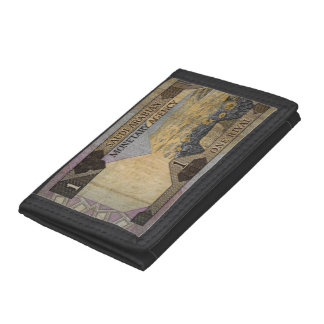 Saudi Arabia Money Trifold Wallet