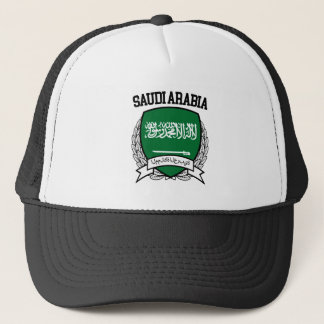 Saudi Arabia Trucker Hat