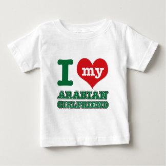 Saudi Arabia wife T-shirts
