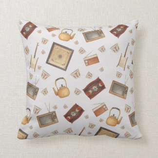 saudi traditional items throw pillow