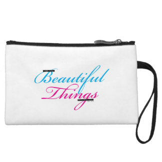 Saul Bass quote clutch Wristlet