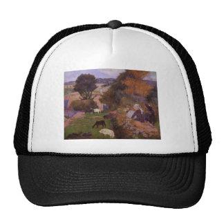 Saules de Paul Gauguin- Casquettes De Camionneur