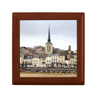Saumur River Bank Scene Gift Box