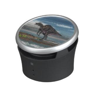 Saurolophus dinosaur - 3D render Bluetooth Speaker