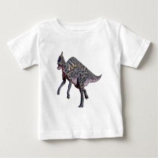 Saurolophus Dinosaur Baby T-Shirt