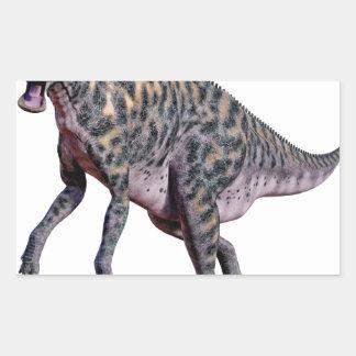 Saurolophus Dinosaur Sticker