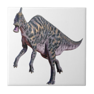 Saurolophus Dinosaur Tile