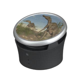 Saurolophus dinosaurs - 3D render Bluetooth Speaker