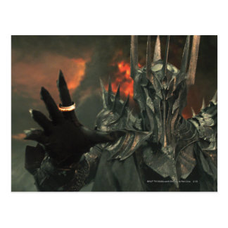 Sauron wth Hand Postcard
