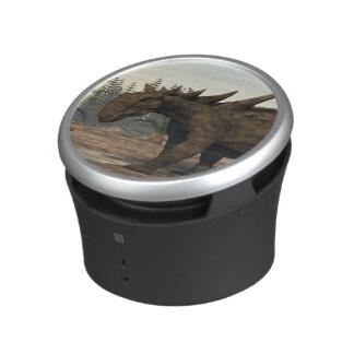 Sauropelta dinosaur - 3D render Bluetooth Speaker