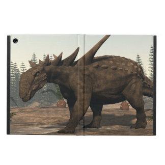 Sauropelta dinosaur - 3D render Cover For iPad Air