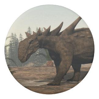 Sauropelta dinosaur - 3D render Eraser