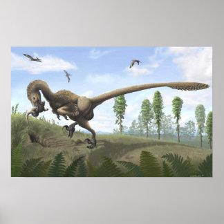 Saurornitholestes Print