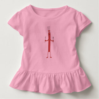 Sausage cook Zojfa Toddler T-shirt