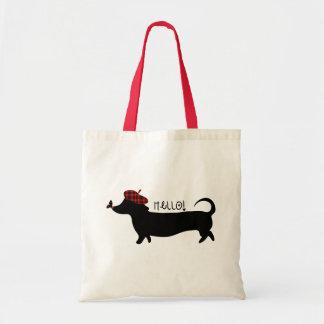 Sausage Dog Bag