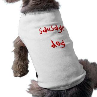 sausage dog shirt