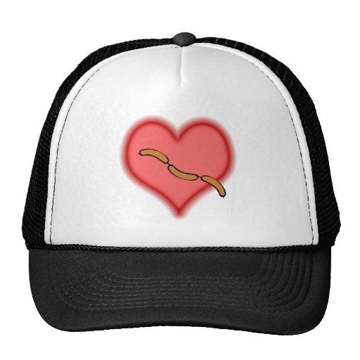 sausage links hat