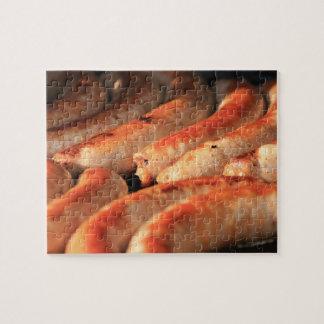 Sausage Sizzle Puzzle