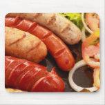 Sausages Mousepad