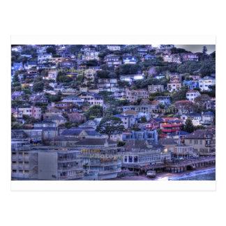 Sausalito, CA Postcard