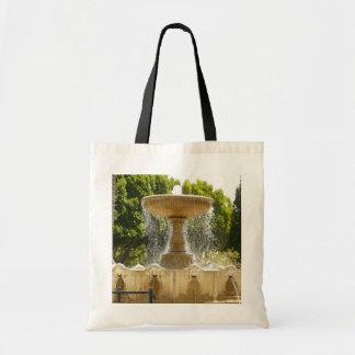 Sausalito Fountain California Travel Photography Tote Bag