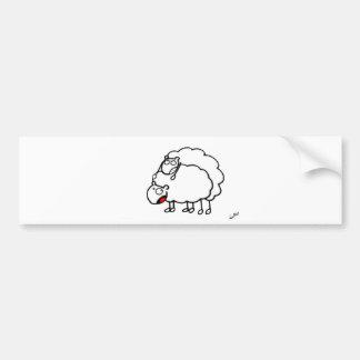 saute moutons adhésif pour voiture