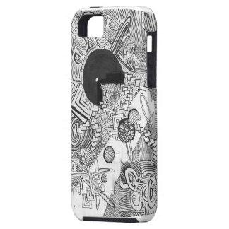 Sauter d'oeil ! iPhone 5 case