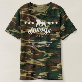 Savage Camo T-shirt