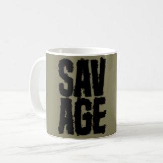Savage Coffe Mug