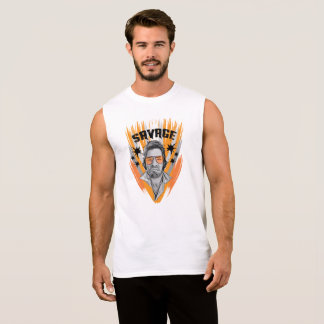 SAVAGE Elvis Bad Boy Shirt
