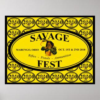 savage fest 2010 poster bigger