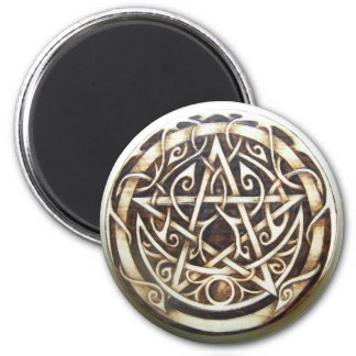 Savage Pentacle Magnet