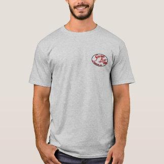 Savage Rifles - Blue Owl - Advt - Sheep Head T-Shirt