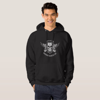 Savage Saints MC Mens Hoodie