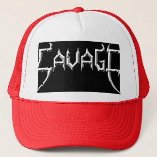 savage trucker hat