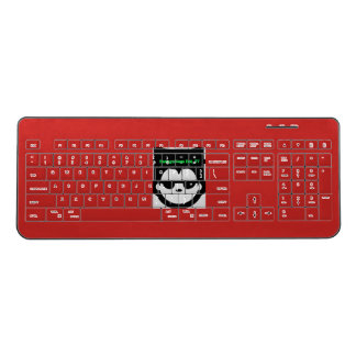 SavageKeys Wireless Keyboard