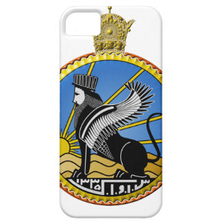 Savak Iran Secret Police iPhone 5 Cover