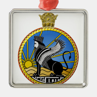 Savak Iran Secret Police Metal Ornament