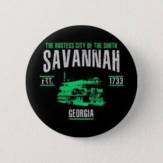 Savannah 2 Inch Round Button