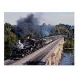 Savannah and Atlanta Railway, No. 750, North Carol Postcard