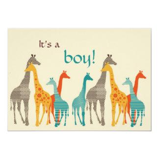 Savannah Birth Announcement