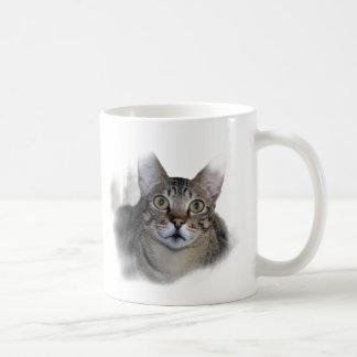 Savannah Cat Coffee Mug